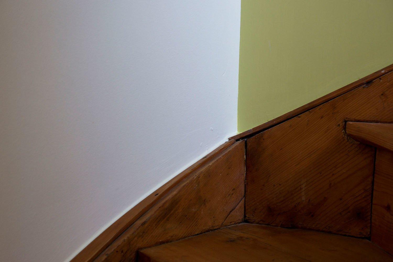 Treppe - NCS S 0500 - KT Thé vert