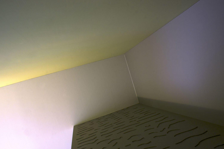 Aufgang - Decke