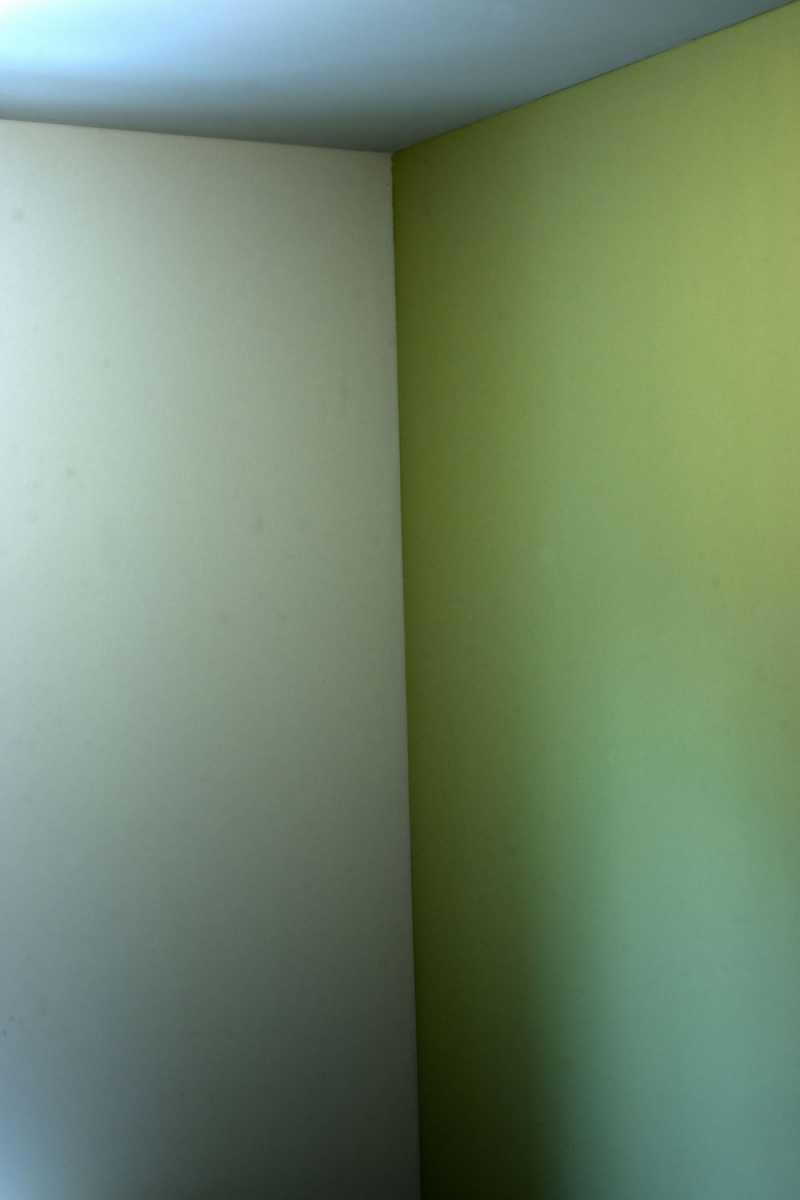 aufgang - Wand & Decke
