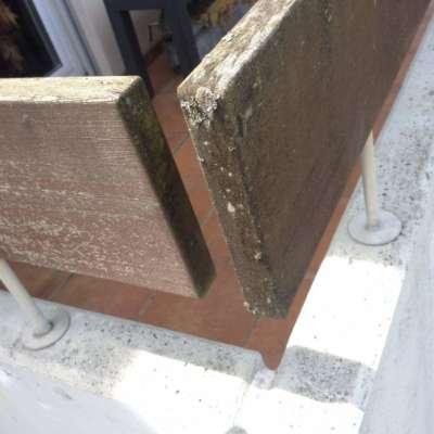 renovation von balkon br stungen aus holz david braun gestalter hfg. Black Bedroom Furniture Sets. Home Design Ideas