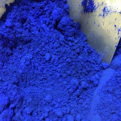 Pigment-Mischung für Paynes-Grau