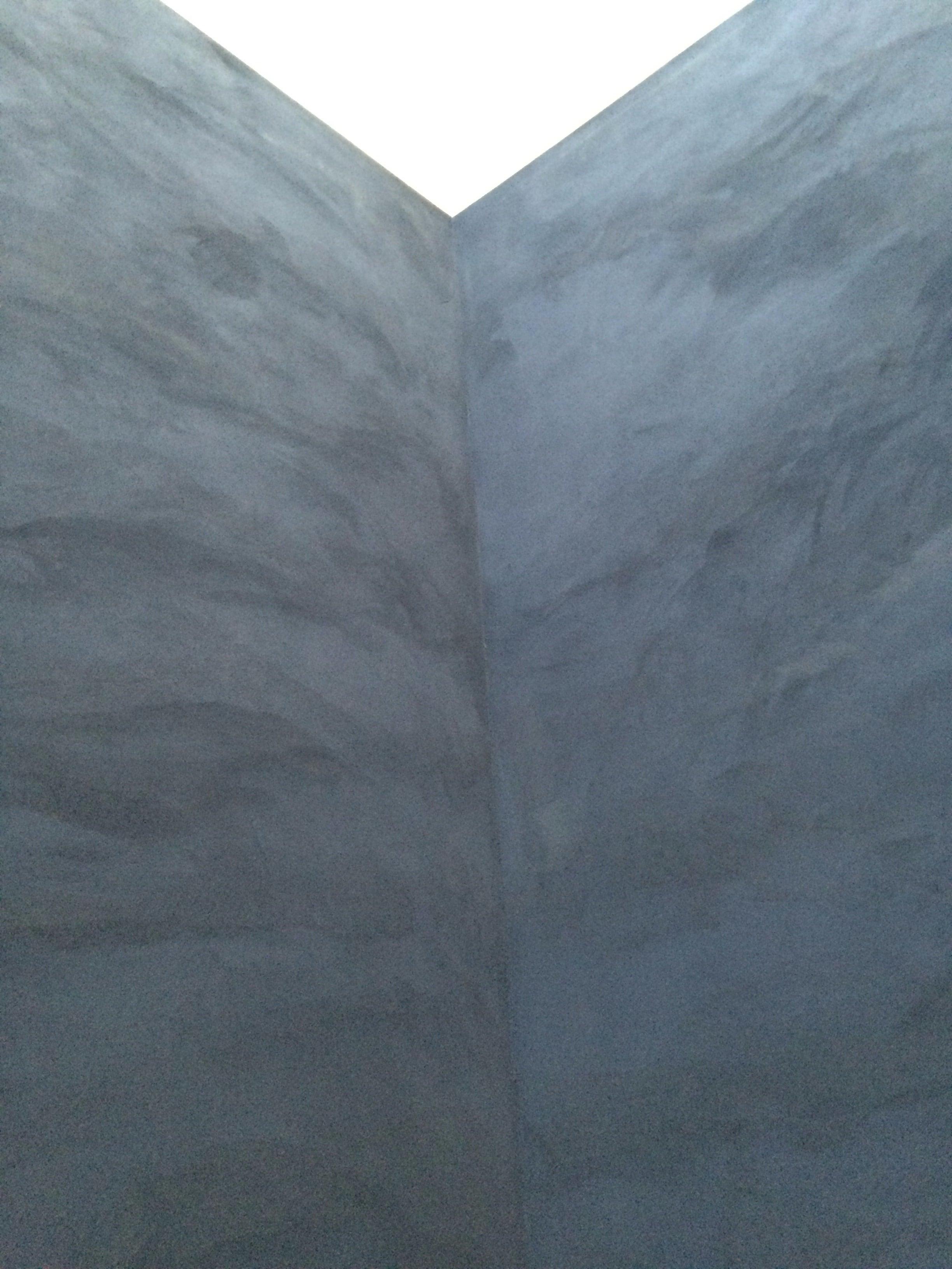 Naturofloor in Paynes-grau, vor der Versiegelung