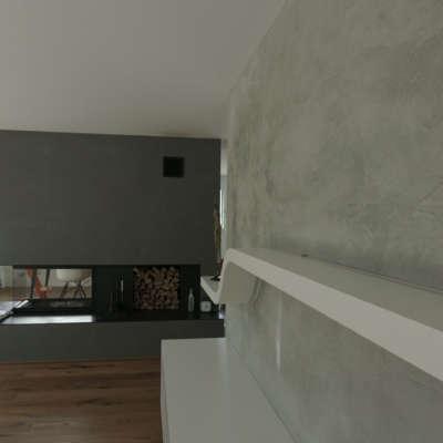 Wand 220.013 Pigmentkalk Gris Pâle