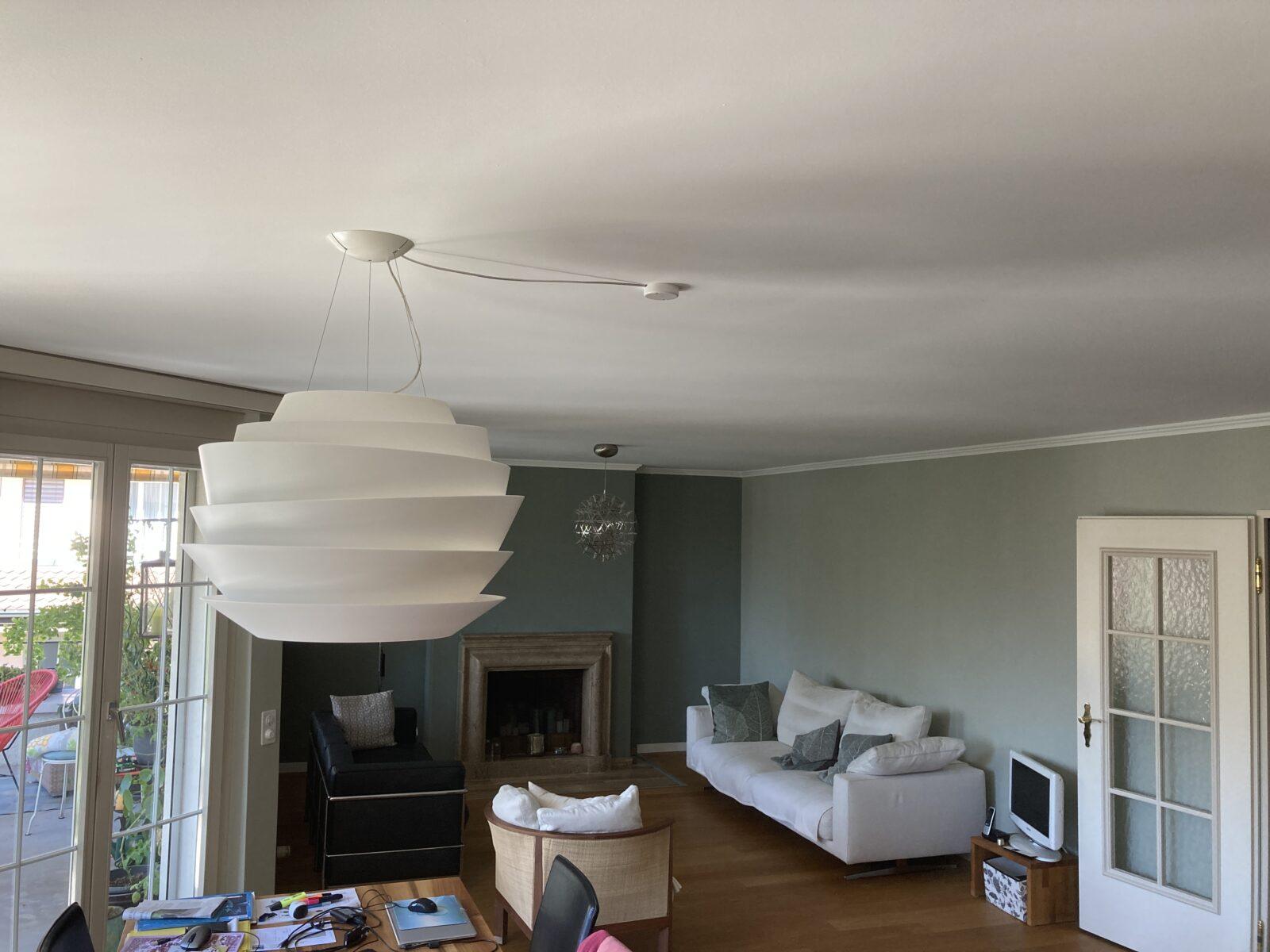 Wohnzimmer—nachher